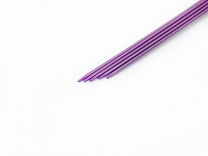 2 mm (US 0) A set of 5 double-point knitting needles. Length: 20 cm (8&amp). Material: Aluminum. 2 mm (US 0) Yarn Thickness Other, Brand ICE, acs-24