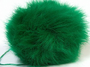 Diameter around 7cm (3&amp) Yarn Thickness Other, Brand ICE, Green, acs-552