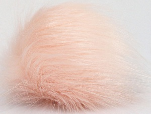 Diameter around 7cm (3&amp) Powder Pink, Brand ICE, acs-1181