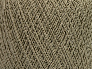 Fiber Content 67% Cotton, 33% Polyester, Brand ICE, Beige, Yarn Thickness 1 SuperFine  Sock, Fingering, Baby, fnt2-49635