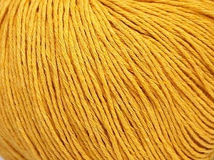 Fiber Content 100% Cotton, Brand ICE, Gold, Yarn Thickness 1 SuperFine  Sock, Fingering, Baby, fnt2-49960