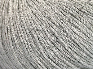 Fiber Content 100% Cotton, Light Grey, Brand ICE, Yarn Thickness 1 SuperFine  Sock, Fingering, Baby, fnt2-49961