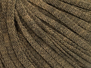 Fiber Content 50% Acrylic, 50% Wool, Brand ICE, Camel Melange, Yarn Thickness 4 Medium  Worsted, Afghan, Aran, fnt2-51402