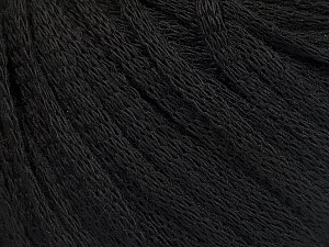 Fiber Content 50% Wool, 50% Acrylic, Brand ICE, Black, Yarn Thickness 4 Medium  Worsted, Afghan, Aran, fnt2-51482