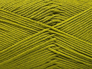 Fiber Content 50% Bamboo, 50% Acrylic, Olive Green, Brand ICE, Yarn Thickness 2 Fine  Sport, Baby, fnt2-51653