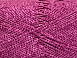 Fiber Content 50% Bamboo, 50% Acrylic, Orchid, Brand ICE, Yarn Thickness 2 Fine  Sport, Baby, fnt2-51667