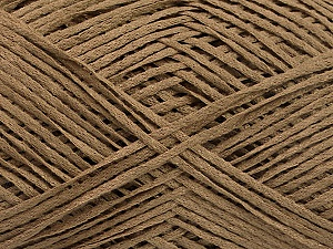 Fiber Content 100% Acrylic, Light Brown, Brand ICE, Yarn Thickness 2 Fine  Sport, Baby, fnt2-52004