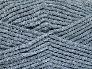Fiber Content 80% Acrylic, 20% Polyamide, Jeans Blue, Brand ICE, Yarn Thickness 5 Bulky  Chunky, Craft, Rug, fnt2-52059