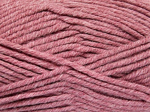 Fiber Content 80% Acrylic, 20% Polyamide, Light Burgundy, Brand ICE, Yarn Thickness 5 Bulky  Chunky, Craft, Rug, fnt2-52061