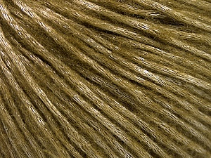 Fiber Content 50% Polyamide, 50% Acrylic, Khaki, Brand ICE, Yarn Thickness 4 Medium  Worsted, Afghan, Aran, fnt2-52774