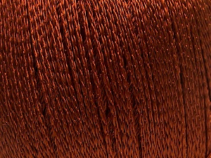 Fiber Content 60% Polyamide, 40% Viscose, Brand ICE, Copper Brown, Yarn Thickness 2 Fine  Sport, Baby, fnt2-53276