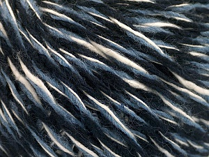 Fiber Content 50% Wool, 50% Acrylic, Navy, Brand ICE, Cream, Blue Shades, Yarn Thickness 3 Light  DK, Light, Worsted, fnt2-53964