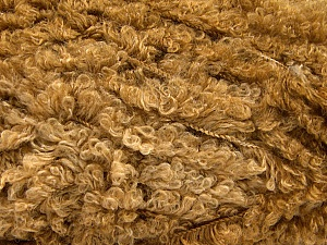 Fiber Content 59% Acrylic, 27% Wool, 14% Polyamide, Brand ICE, Brown Shades, Yarn Thickness 6 SuperBulky  Bulky, Roving, fnt2-54339