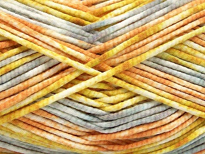 Fiber Content 100% Exoline, White, Olive Light Green, Light Orange, Brand ICE, Grey, Yarn Thickness 4 Medium  Worsted, Afghan, Aran, fnt2-54486
