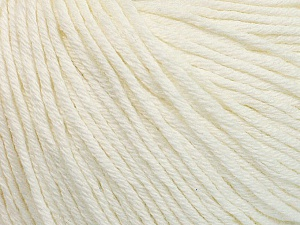 Global Organic Textile Standard (GOTS) Certified Product. CUC-TR-017 PRJ 805332/918191 Fiber Content 100% Organic Cotton, White, Brand ICE, Yarn Thickness 3 Light  DK, Light, Worsted, fnt2-54794