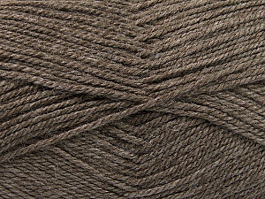 Fiber Content 100% Acrylic, Brand ICE, Dark Camel, Yarn Thickness 2 Fine  Sport, Baby, fnt2-55719