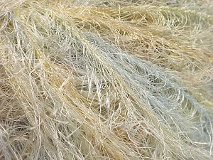 Fiber Content 100% Polyamide, Light Yellow, Light Blue, Brand ICE, Green, Yarn Thickness 5 Bulky  Chunky, Craft, Rug, fnt2-55738