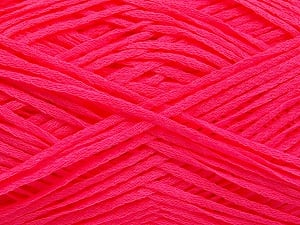 Fiber Content 100% Acrylic, Neon Pink, Brand ICE, Yarn Thickness 2 Fine  Sport, Baby, fnt2-55893