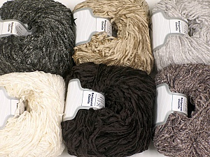Fiber Content 100% Polyester, Mixed Lot, Brand ICE, Yarn Thickness 1 SuperFine  Sock, Fingering, Baby, fnt2-56289