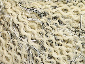 Fiber Content 60% Wool, 40% Polyamide, White, Brand ICE, Cream, Black, fnt2-56665