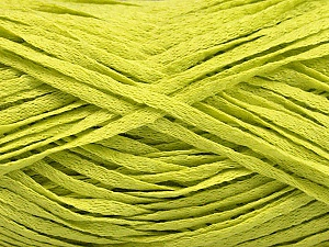 Fiber Content 100% Acrylic, Light Green, Brand ICE, Yarn Thickness 3 Light  DK, Light, Worsted, fnt2-56692