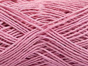 Fiber Content 100% Cotton, Light Pink, Brand ICE, Yarn Thickness 2 Fine  Sport, Baby, fnt2-56718