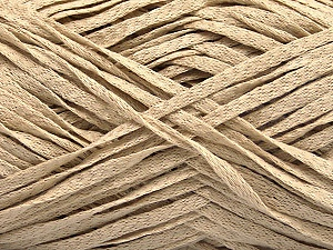 Fiber Content 100% Acrylic, Brand ICE, Dark Cream, Yarn Thickness 3 Light  DK, Light, Worsted, fnt2-56932