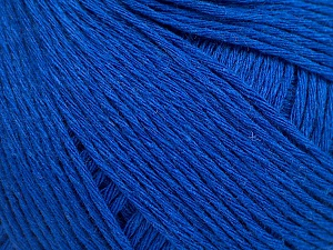 Fiber Content 100% Cotton, Brand ICE, Blue, Yarn Thickness 1 SuperFine  Sock, Fingering, Baby, fnt2-57155