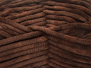 Fiber Content 100% Micro Fiber, Brand ICE, Dark Brown, Yarn Thickness 4 Medium  Worsted, Afghan, Aran, fnt2-57622