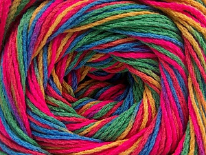 Fiber Content 100% Acrylic, Neon Pink, Brand ICE, Green, Gold, Blue, fnt2-57759