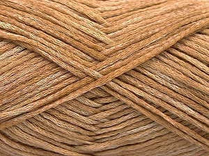 Fiber Content 80% Cotton, 20% Polyamide, Brand ICE, Brown Shades, fnt2-57933