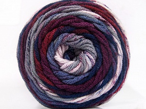 Fiber Content 100% Acrylic, Navy, Maroon, Lilac, Brand ICE, Grey, fnt2-58029