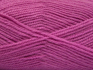 Fiber Content 50% Acrylic, 50% Wool, Lavender, Brand ICE, fnt2-58190