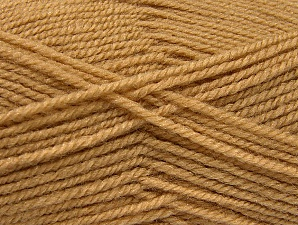Fiber Content 50% Acrylic, 50% Wool, Brand ICE, Cafe Latte, fnt2-58370
