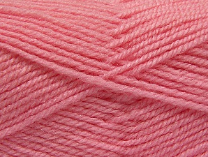 Fiber Content 50% Wool, 50% Acrylic, Light Pink, Brand ICE, fnt2-58379