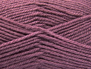Fiber Content 50% Wool, 50% Acrylic, Lavender, Brand ICE, fnt2-58381