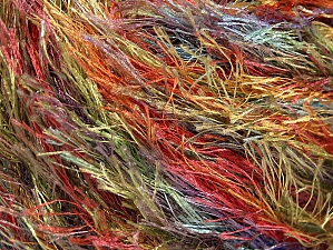Fiber Content 100% Polyester, Rainbow, Brand ICE, Yarn Thickness 5 Bulky  Chunky, Craft, Rug, fnt2-58450
