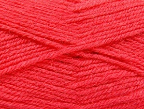 Fiber Content 50% Wool, 50% Acrylic, Brand ICE, Candy Pink, fnt2-58453