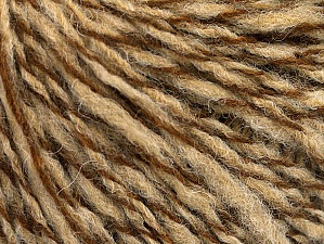 Fiber Content 80% Wool, 20% Acrylic, Brand ICE, Brown Shades, fnt2-58520