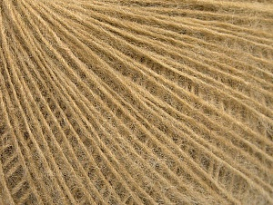 Fiber Content 50% Acrylic, 30% Wool, 20% Mohair, Brand ICE, Cafe Latte, fnt2-59097
