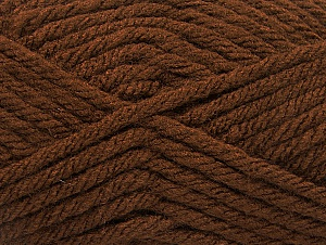 Fiber Content 100% Acrylic, Brand ICE, Brown, fnt2-59737