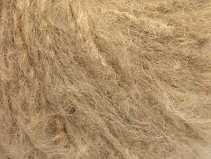Fiber Content 45% Acrylic, 25% Wool, 20% Mohair, 10% Polyamide, Brand ICE, Cafe Latte, fnt2-60050