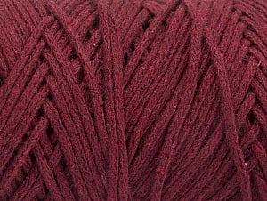 Fiber Content 100% Cotton, Brand ICE, Burgundy, fnt2-60172