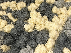 Peru Alpaca Leftover This mixed lot includes about 100 hanks of Peru Alpaca leftover yarns. There is no standard for fiber content and weight. The total weight is 2000 gr (70.5 oz.). Fiber Content 50% Merino Wool, 25% Acrylic, 25% Alpaca, Brand ICE, fnt2-60309