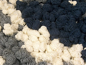 Peru Alpaca Leftover This mixed lot includes about 100 hanks of Peru Alpaca leftover yarns. There is no standard for fiber content and weight. The total weight is 2000 gr (70.5 oz.). Fiber Content 50% Merino Wool, 25% Acrylic, 25% Alpaca, Brand ICE, fnt2-60314