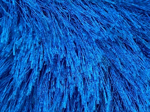 Fiber Content 100% Polyester, Brand ICE, Blue, Yarn Thickness 5 Bulky  Chunky, Craft, Rug, fnt2-22780