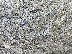 Fiber Content 100% Polyester, Brand ICE, Grey, Yarn Thickness 5 Bulky  Chunky, Craft, Rug, fnt2-22790