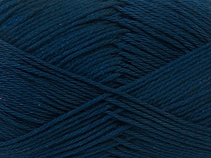 Fiber Content 100% Mercerised Cotton, Navy, Brand ICE, Yarn Thickness 2 Fine  Sport, Baby, fnt2-23337