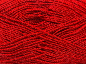 Fiber Content 100% Acrylic, Brand ICE, Dark Red, Yarn Thickness 1 SuperFine  Sock, Fingering, Baby, fnt2-24612