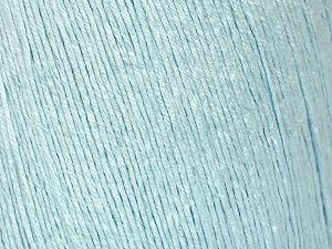 Fiber Content 50% Linen, 50% Viscose, Light Blue, Brand ICE, Yarn Thickness 2 Fine  Sport, Baby, fnt2-33230